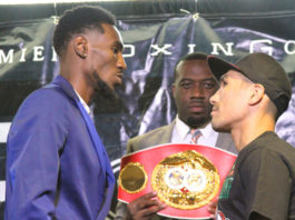 "Robert ""E-Bunny"" Easter Jr. still the champ 