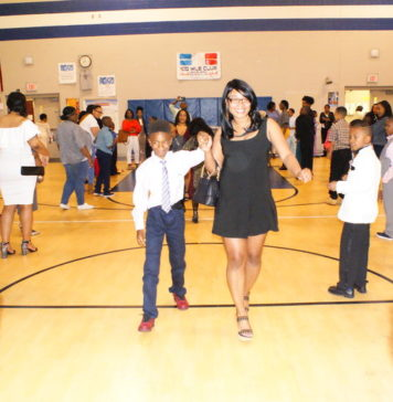 A King's first Queen hosted by MLK Academy for Boys