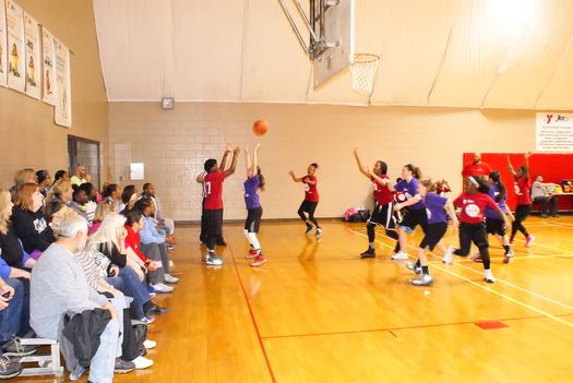 Wayman Palmer YMCA Wildcats crush East YMCA Raptors   The Toledo Journal