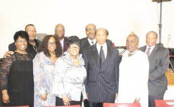 The Toledo Journal Lo Salem Pastoral Anniversary