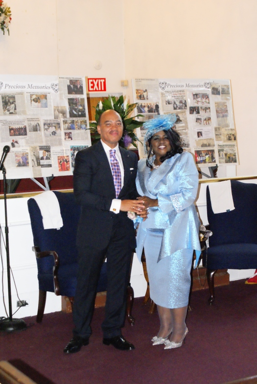 Dr. Cedric, First Lady Debra Brock celebrate 25 years | The Toledo Journal
