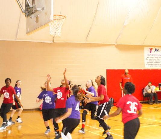 Wayman Palmer YMCA Wildcats crush East YMCA Raptors