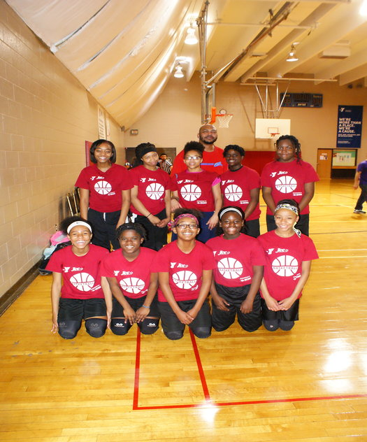 Wayman Palmer YMCA Wildcats crush East YMCA Raptors | The Toledo Journal