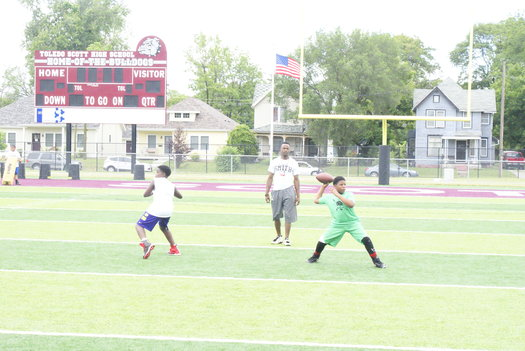 The Toledo Journal | Dr. Carnel Smith Football Camp