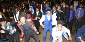 The Toledo Journal | Junior High Afro-Ball