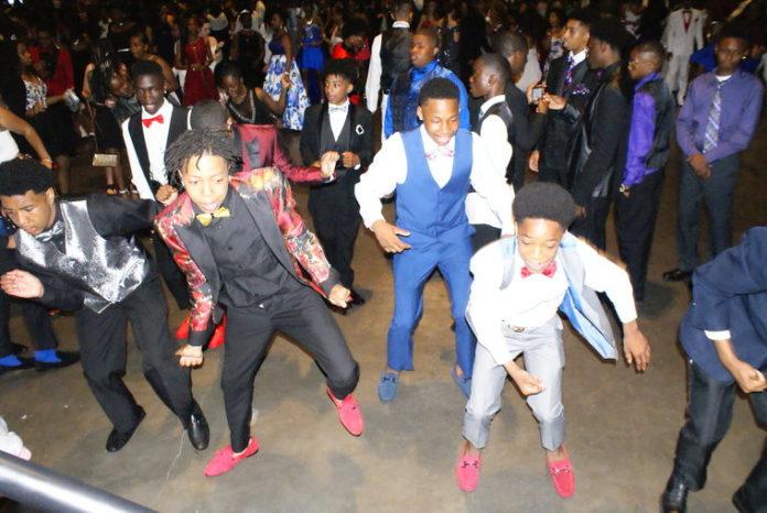 The Toledo Journal   Junior High Afro-Ball