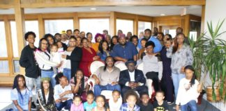 Samuel Young has his first birthday party at 85 years old | The Toledo Journal