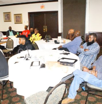 Men of God standing up for Christ at third annual retreat | The Toledo Journal
