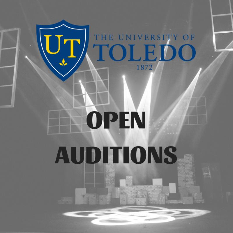 UT OPEN AUDITIONS   The Toledo Journal