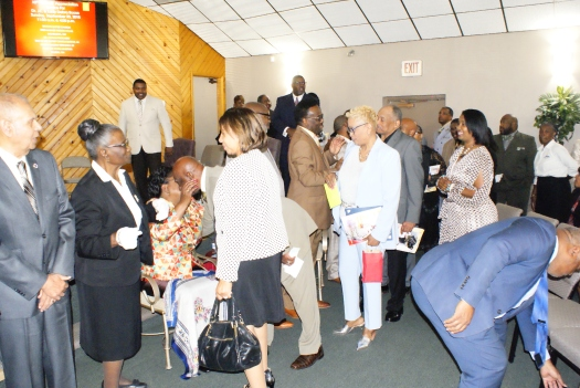 Second Baptist celebrates 10th Pastoral anniversary | The Toledo Journal