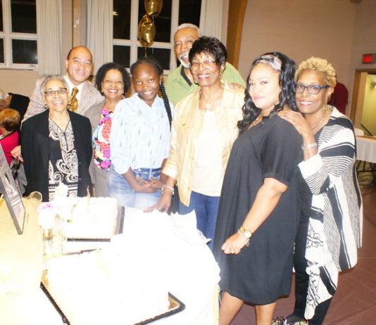 Geraldine Scrutchins given surprise birthday party | The Toledo Journal