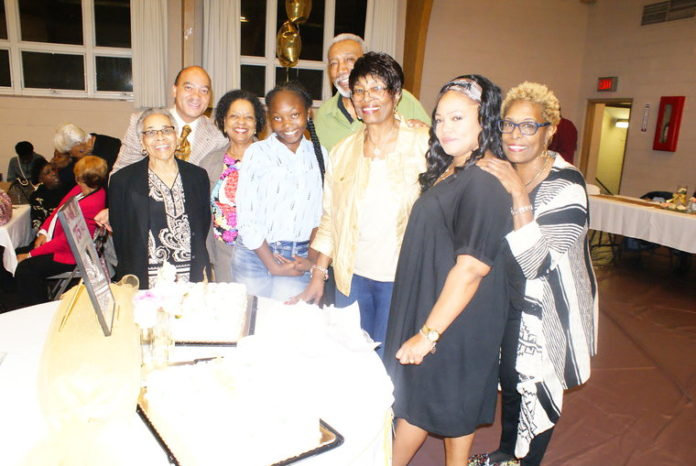 Geraldine Scrutchins given surprise birthday party | The Toledo Journal