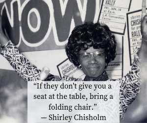 Shirley Chisholm The Toledo Journal