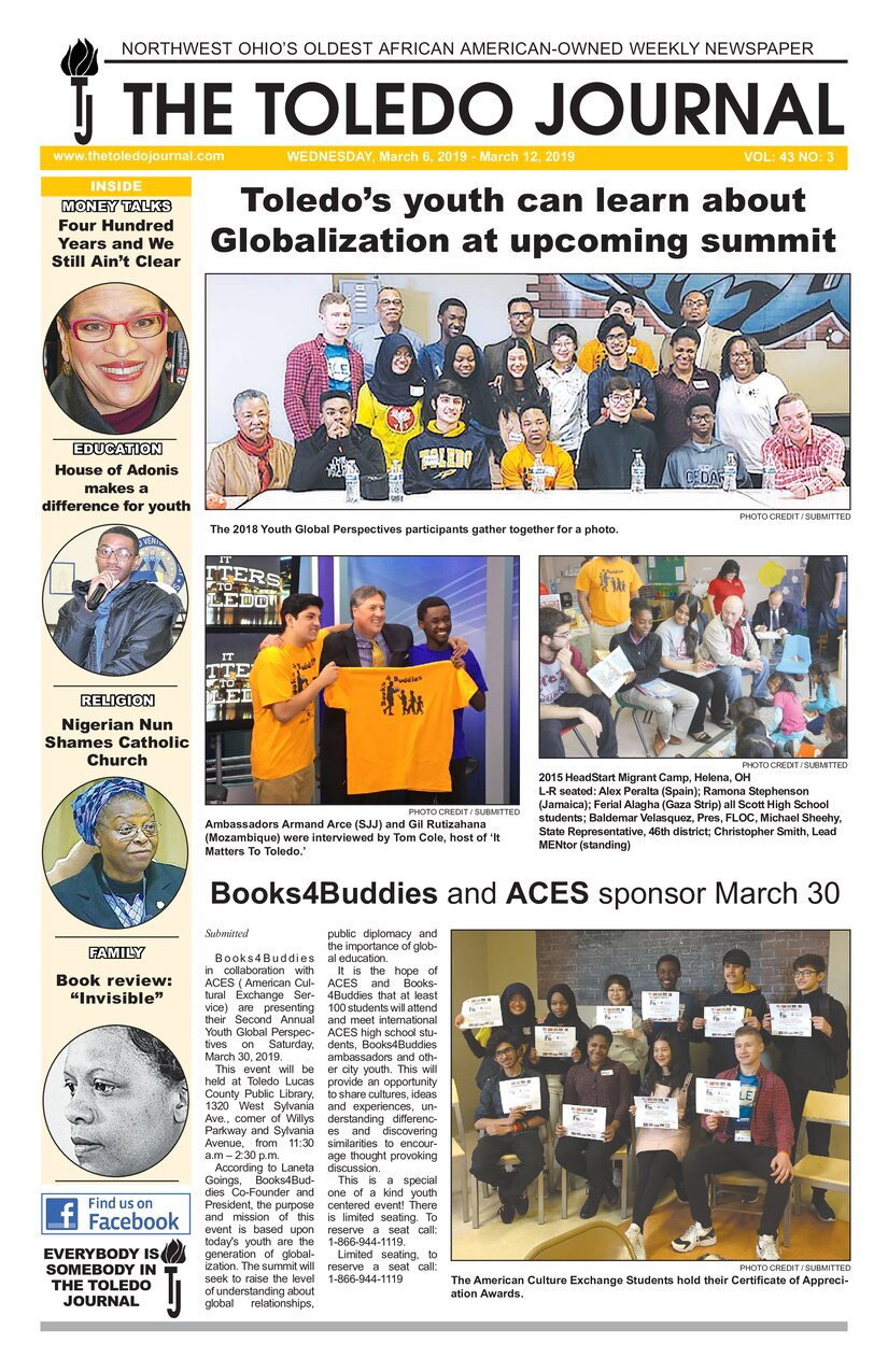 The Toledo Journal March 6, 2019