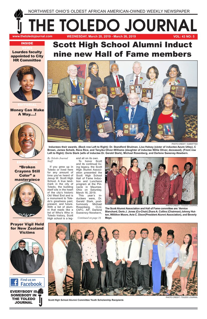 The Toledo Journal March 20, 2019