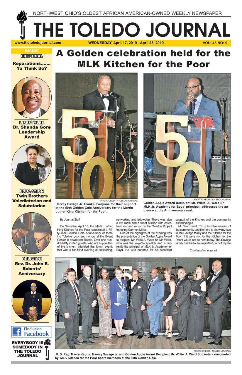 The Toledo Journal April 17, 2019