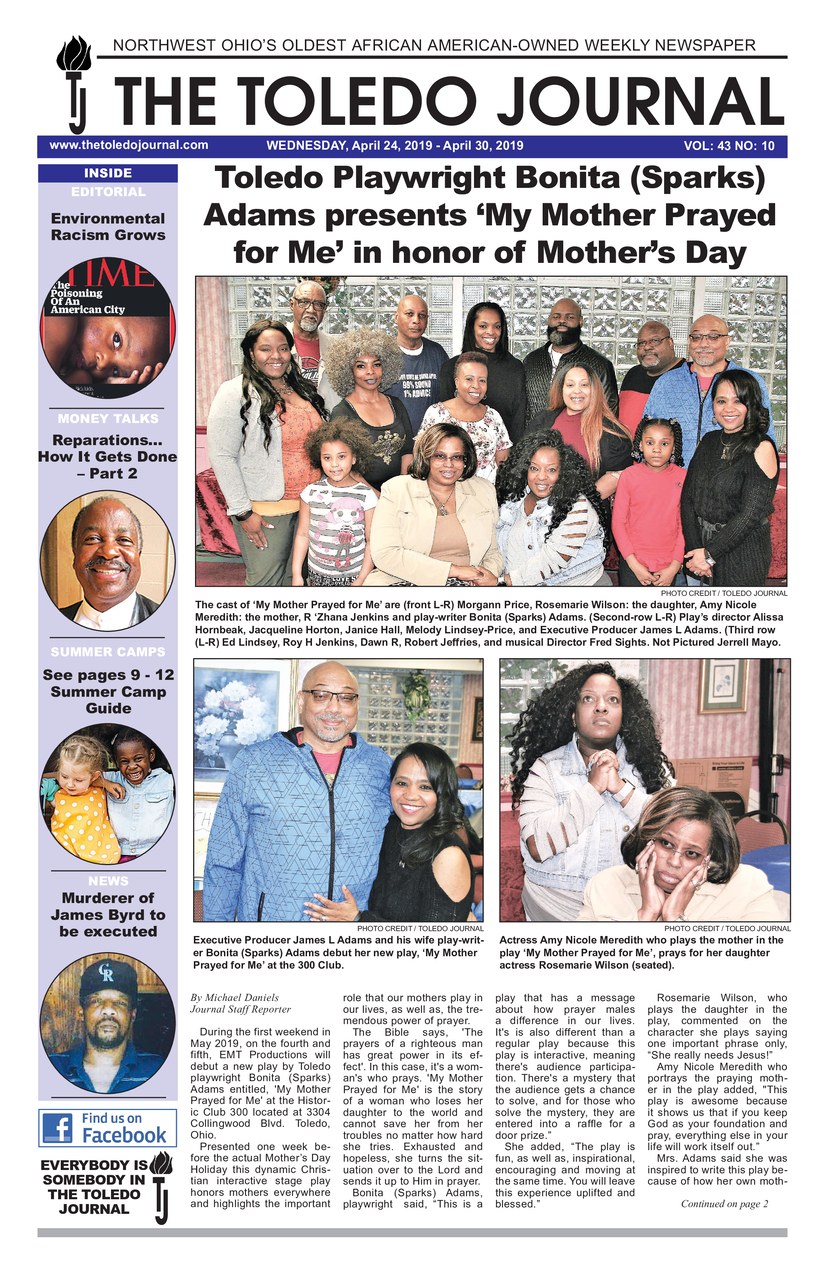 The Toledo Journal April 24, 2019