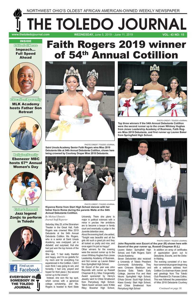 The Toledo Journal June 5, 2019 Issue