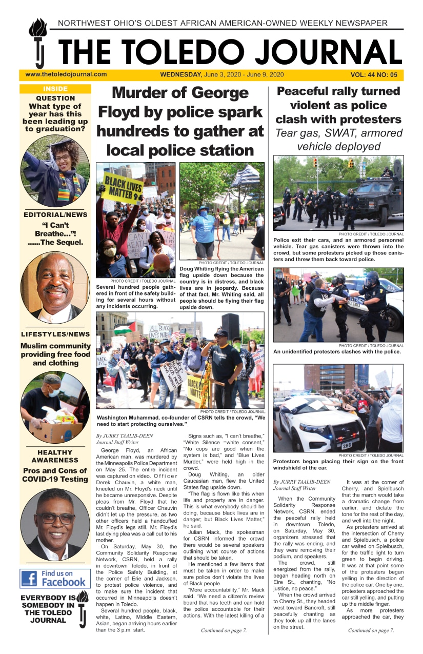 The Toledo Journal June 3, 2020