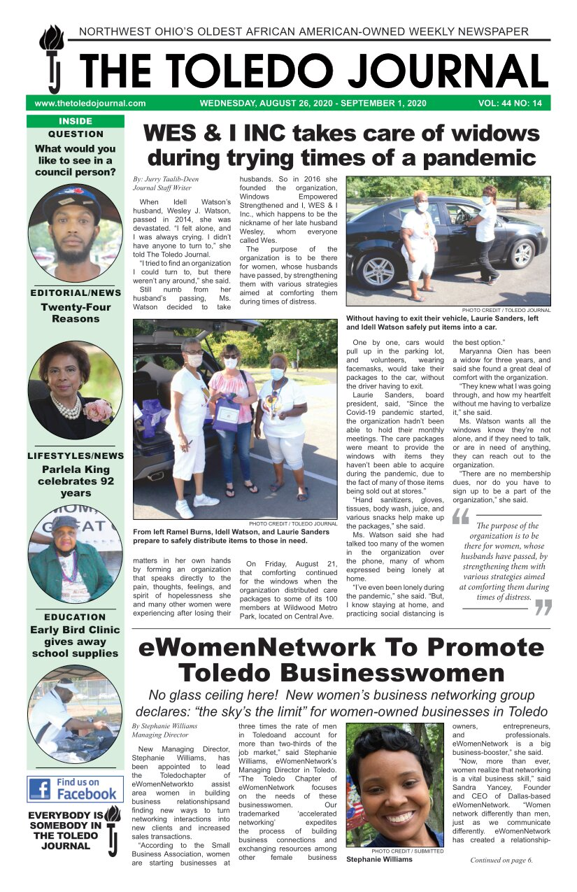 The Toledo Journal August 26
