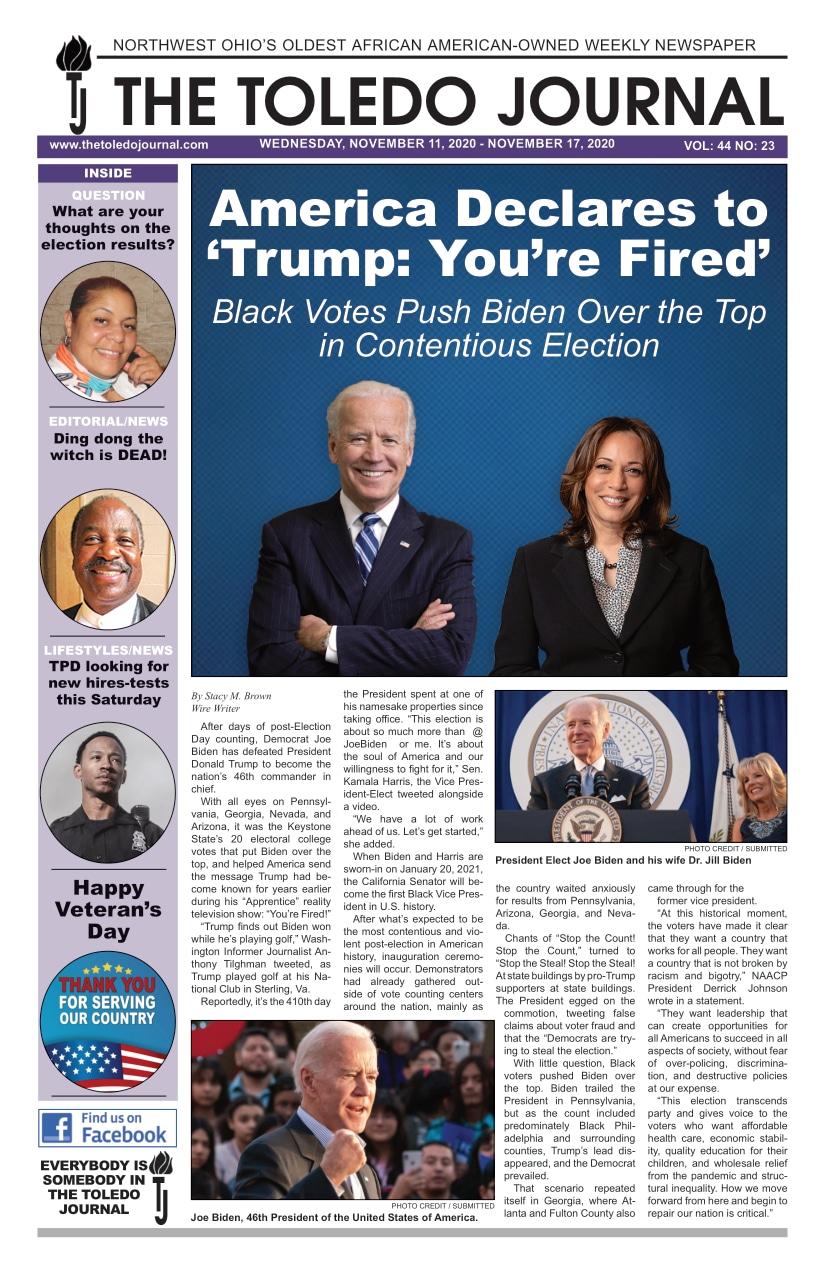 The Toledo Journal November 11, 2020