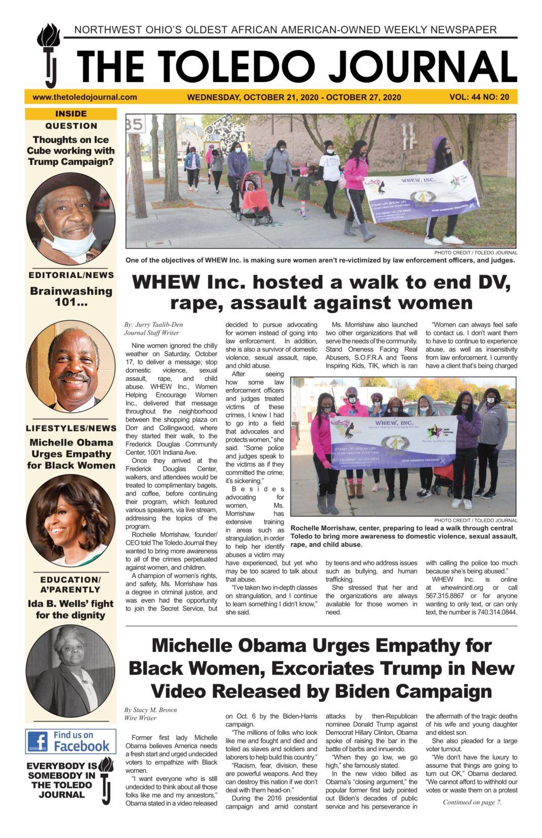 The Toledo Journal October 21, 2020
