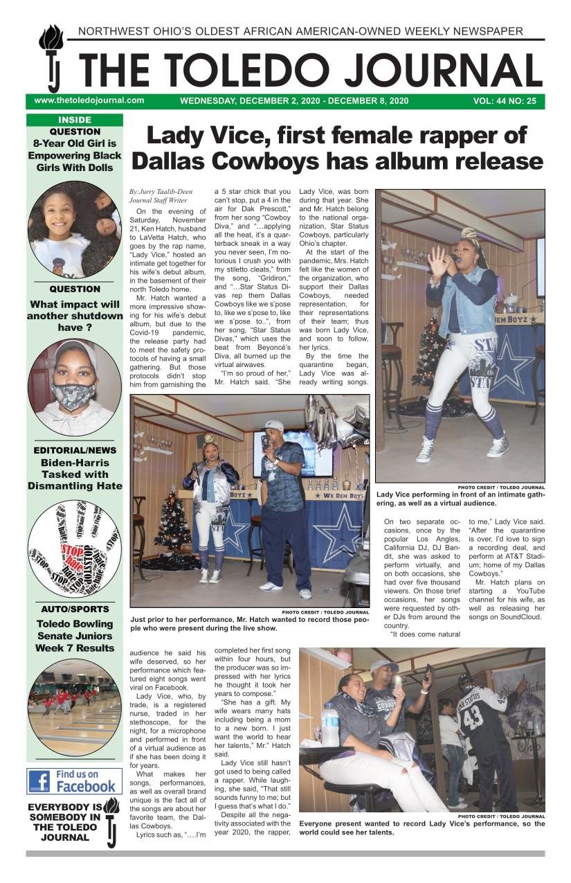 The Toledo Journal December 2, 2020