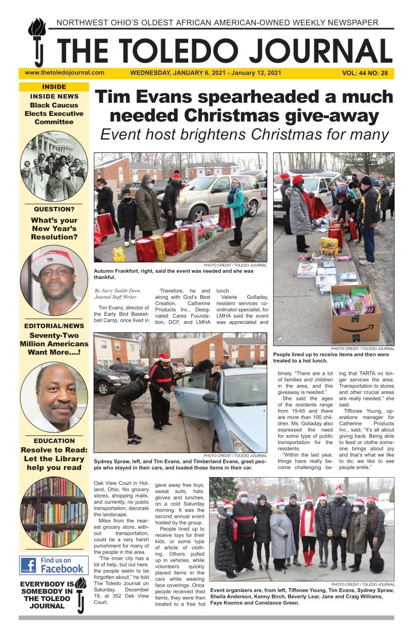 The Toledo Journal January 6, 2021