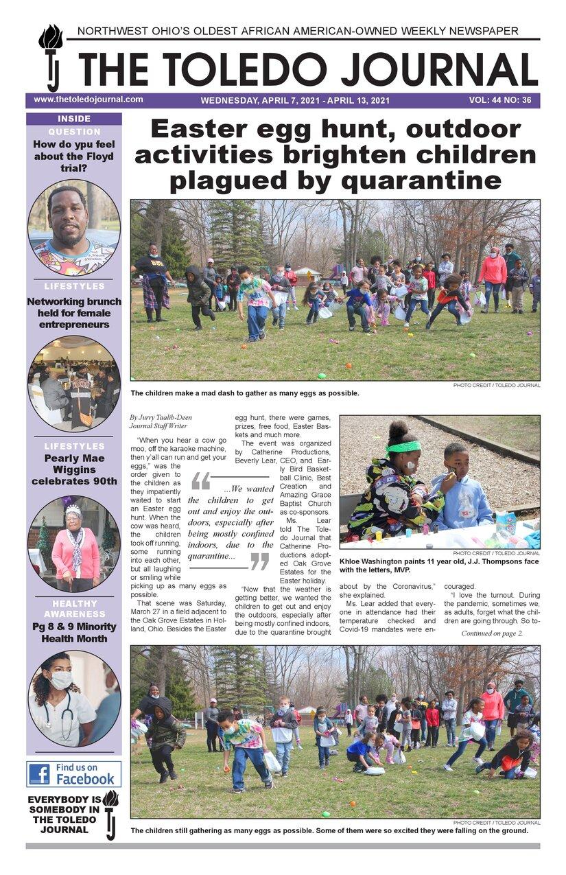 The Toledo Journal April 7, 2021